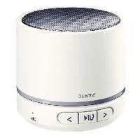 Rangement - Transport Mini enceinte Bluetooth WOW - Blanc