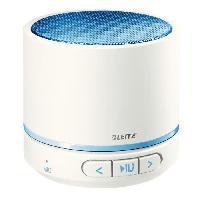 Rangement - Transport Mini enceinte Bluetooth WOW - Bleu
