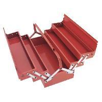 Rangement Outils - Porte-outils COGEX Caisse a outils vide métal 5 compartiments