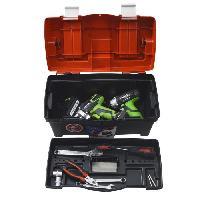 Rangement Outils - Porte-outils ELEM TECHNIC Boîte a outils 245x257x458mm