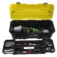 Rangement Outils - Porte-outils ELEM TECHNIC Boîte a outils 304x300x752mm