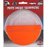 Rangements Porte disque orange Generique