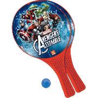 Raquettes De Plage RAQUETTES Avengers