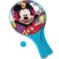 Raquettes De Plage RAQUETTES Mickey Racers