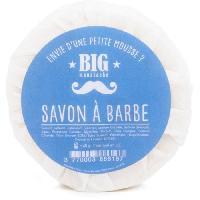 Rasage - Epilation BIG MOUSTACHE Savon a barbe - 30 ml