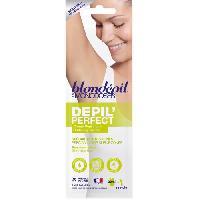 Rasage - Epilation BLONDEPIL Creme depilatoire Les Monodoses Depli'Perfect - Petites zones - 20 ml