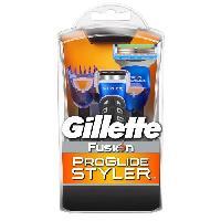 Rasage - Epilation GILLETTE Rasoir tondeuse Fusion Proglide Styler 3 en 1