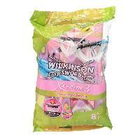 Rasage - Epilation WILKINSON Sword Xtreme 3 Beauty Sensitive x8