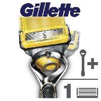 Rasoir Mecanique - Coupe-chou GILLETTE Fusion Proshield