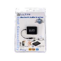 Recepteur Bluetooth 2.1 EDR - Jack 3.5 mmm - 10m LogiLink