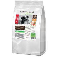 Recettes de Daniel Croquettes Allegees Chien 10Kg Super Premium viande fraiche sans cereales -> Originelle allege 12Kg
