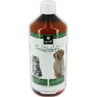 Recettes de Daniel Huile de foie de morue - 1L - Complement alimentaire pour chiens et chats