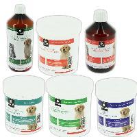 Recettes de Daniel Pack complement alimentaire pour animal - Aquatherapie Generique