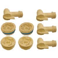 Rechaud Lot robinets futs pour adaptation position horizontale - ADNAuto