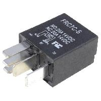 Relais electromagnetiques Relais automobile SPDT 12VDC 25A - ADNAuto