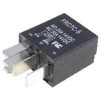 Relais electromagnetiques Relais automobile SPDT 12VDC 25A ADNAuto