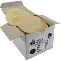 Renovation et Preparation Disque papier A23Y AA NP Diam75mm P320 boite de 50
