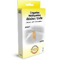 Renovation et Preparation Lingettes Nettoyantes Resine-Colle 5 Lingettes Individuelles