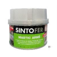 Renovation et Preparation Mastic polyester arme - 500ml - SINTOFER - ADNAuto