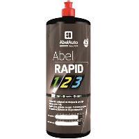 Renovation et Preparation Polish 3 en 1 Abel Rapid 123 - Cut 80 Gloss 80 - 250ml AbelAuto