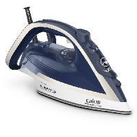 Repassage - Couture CALOR FV6812C0 Fer a repasser ULTRAGLISS PLUS - 2800W - Fabrication française -  Bleu/Argent
