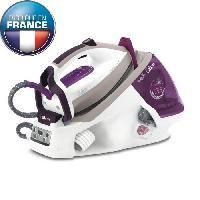 Repassage - Couture CALOR GV7781C0 Centrale Vapeur Express Haute pression Control Plus - 6.3 bars - 3 réglages automatiques