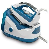 Repassage - Couture Centrale vapeur - 2000-2400W - Bleu et blanc