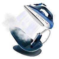 Repassage - Couture FAGOR FG202 Fer a repasser avec ou sans fil ? 2200W ? 240 ml ? Bleu
