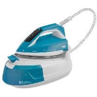 Repassage - Couture Fer a repasser - BEKO SGA6124D - SteamXtra ? SmartStation? - Vapeur 100g/min - Réservoir 1L - 2400W - 5.8 bars - Bleu Turquoise