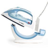 Repassage - Couture HYDRO AGILE_BLEU Fer a repasser 2 en 1  - 2200W - Sans fil - Semelle céramique - Bleu - Generique