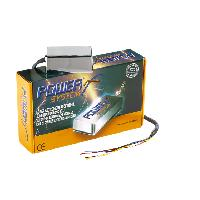 Reprogrammation Moteur Ford Boitier additionnel Diesel pour Ford Fusion 1L6 TDCI 90 cv - Power System