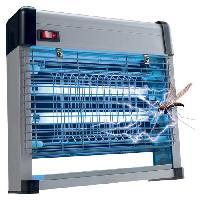Repulsif Pour Nuisible - Laser - Ultrason Destructeur d'insectes electrique - 12 W - L 25 x P 17.5 x H 27 cm