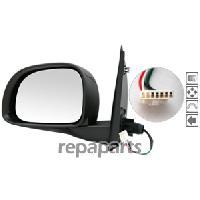 Retroviseur Exterieur Retroviseur Ext. pour Fiat Panda 169 09-11 - Cote Gauche - Electrique Generique