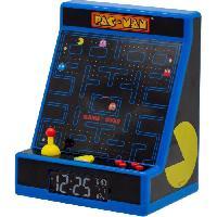 Reveil Enfant PACMAN Reveil Arcade - Bleu