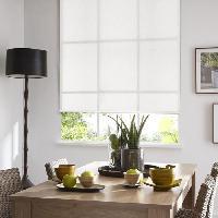 Rideau - Store - Accessoire MADECO Store enrouleur tamisant Must - Blanc - 62x190 cm Aucune
