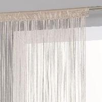 Rideau - Store - Accessoire Rideau fil - 120 x 240 cm - Lin