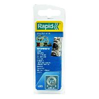 Rivet RAPID 25 oeillets de renfort 12mm