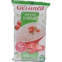 Riz GERLINEA Shirataki de Konjac 150g