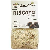 Riz SAPORI D'ITALIA Preparation pour Risotto aux Truffes - 300 g