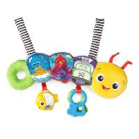 Robot- Personnage - Animal Anime Miniature Chenille peluche interactive Travel-pillar Discovery Toy Bar - Multicolore