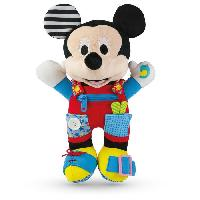 Robot- Personnage - Animal Anime Miniature Peluche Habille-moi ! Mickey