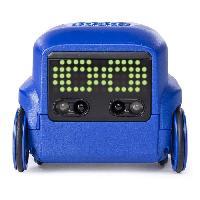 Robot- Personnage - Animal Anime Miniature Robot Boxer - Bleu