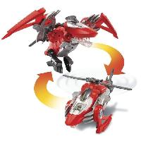 Robot- Personnage - Animal Anime Miniature Switch et Go Dinos - Kyrion . Super Pteranodon -Helico-