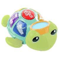 Robot- Personnage - Animal Anime Miniature Tortue musicale Baby Neptune Ocean Orchestra - Bleu