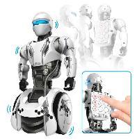 Robot- Personnage - Animal Anime Miniature YCOO - Robot Junior 1.0 - Robot Programmable avec Pave Tactile - 21 CM