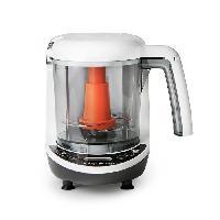 Robot Bebe Babybrezza Robot mixeur et cuiseur Food Maker Deluxe Aucune