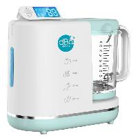 Robot Bebe DBB REMOND Robot culinaire 6 en 1 - Bebe mixte - Bleu glacier