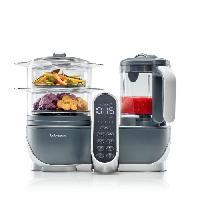 Robot Bebe Robot Culinaire Bebe Nutribaby -+- Industrial Grey