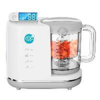 Robot Bebe Robot culinaire 6 en 1 - Bebe mixte - Gris