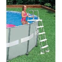Robot De Nettoyage - Balai Automatique Echelle double securite piscine 1.32 m